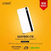 Powerbank UNEED EasyBox C10 10.000 mAh