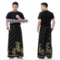 Sarung Celana Batik Pria Dewasa | Celana Sarung Batik Moderen Murah - Keris Emas, All Size