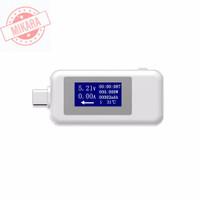 USB Type C Charger Tester DC Digital Display Voltmeter Amp Meter