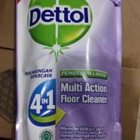 DETTOL Pembersih Lantai Pouch Lavender 700 ml