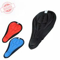 Soft Pad Cover Alas Jok Sepeda / Bicycle Bike Saddle Seat Cover