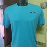 kaos badminton Yonex Tru Breeze Original Maui blue