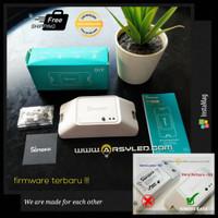 sonoff Basic R3 switch saklar wireless wifi IoT Smart Home Android DIY