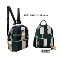 CB500400 Tas Ransel Chibao Motif Backpack Import Chibao