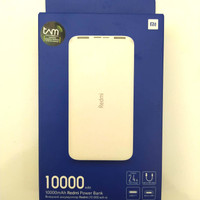 Powerbank Redmi 10000 mah Garansi resmi TAM