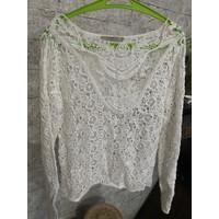 Outer wanita merk Zara preloved / baju atasan wanita murah