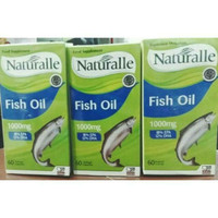 naturalle fish oil 1000mg