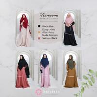 Nameera dress syari by Oribelle Hijab Style