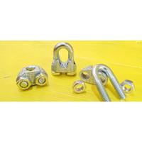 "Wire Clip / Klem Seling / Kuku Macan Uk 1/2"" (12mm) RRT"
