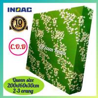 Inoac Kasur Busa No 2 Jumbo 200 x 160 x 30 cm