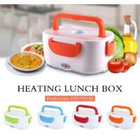 Bisa COD termurah magic electric lunch box- bekal makanan