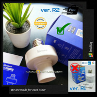 sonoff slampher R2 - Rumah Lampu Wireless wifi IoT Android Smart Home