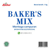 Bakers Mix Anchor repack 1 kg