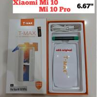 TMAX UV Liquid Full Glue Tempered Glass - Xiaomi Mi 10 | Pro T-Max Ori