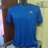 kaos badminton Yonex Tru Breeze Original Directorie Blue