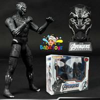 Mainan Action Figure Marvel Avengers Endgame Black Phanter Deformation