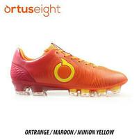 sepatu bola ortuseight catalyst oracle orange