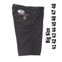 Chino Dc Marron   Big size   Jumbo   Grosir Celana Pendek Pria