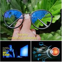 kacamata anti radiasi blue ray /Gadget/komputer/hp/laptop/gamers/