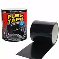"""Flex Tape 4"""" Lakban Isolasi Waterproof Tape Tahan Air Serbaguna"""