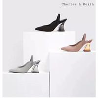 sepatu wanita high heels Charles And Keith 7 cm | Charles And Keith