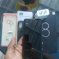 Xiaomi Mi 8 6/128 Fullset , Bukan Mi8 SE / Mi 8 Lite / Mi8 Pro