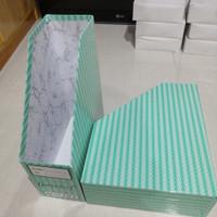 BOX FILE PRIZET LAMINATING HIJAU