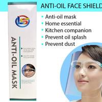 face shield kaca mata /apd / pelindung medis