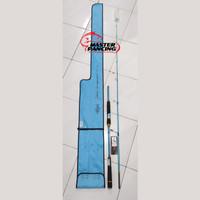 Joran Relix Nusantara Jabrik Pe 2 SP - Spinning - Gratis Pipa PVC