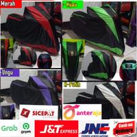 Body cover mantel sarung pelindung motor yamaha Nmax N max 2020 - Putih
