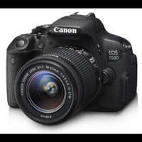 DSLR Canon EOS 700D kit 18-55mm stm - Paket 2
