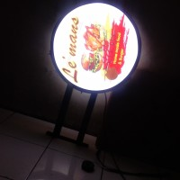 neon box 50cm + brekecd