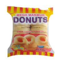 Donat Kentang Mega Makmur plus Gula isi 10