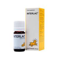 BIOGAIA INTERLAC Probiotic Oil Drop Drops 5ML 5 ML Probiotik Interlak