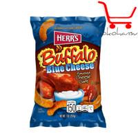 Herr's Buffalo Blue Cheese Flavored Cheese Curls 198.5gr