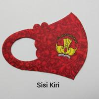 Masker Scuba Usia Anak SD Masker Scuba Anak SMP Masker Printing