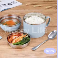 Lunch mug tempat bekal motif rantang Jepang