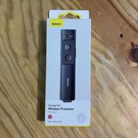 Baseus Wireless Presenter Pointer Pen Remote Control Laser Pointer Pen