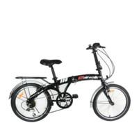 Sepeda Lipat Airwalk 20 inch Shimano 6 Speed Folding Bike