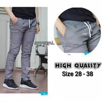 Celana Panjang Chino Pria Size 27-38 Premium Quality Celana Kerja Pria