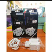 Samsung Travel Charger Double USB Quick Charge