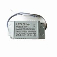 led driver high power led 8-24w hpl 1w 300ma 8-24 x 1w + box 220v Ac