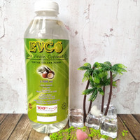 EVCO/VCO minyak kelapa murni kualitas export 1liter