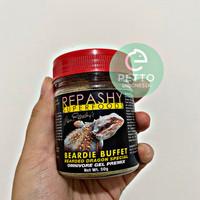 Repashy Beardie Buffett 50gr makanan reptil bearded dragon gecko chamy