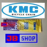 RANTAI SEPEDA MULTI SPEED BICYCLE CHAIN KMC 116 L 6 7 NOT SHIMANO YBN