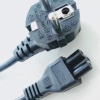 Kabel Power Adaptor Laptop Model Miki panjang 1,8M /180 cm