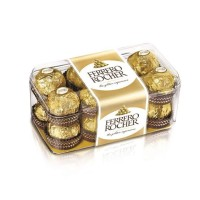 Ferrero Rocher Chocolate T16 200gr