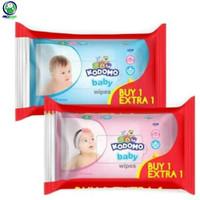 KODOMO BABY WIPES 50 SHEETS / KODOMO TISU BASAH (BUY 1 GET 1)