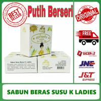 SABUN BERAS SUSU THAILAND K LADIES 60 GRAM / SATUAN AL 037