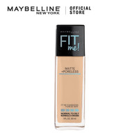 Maybelline Fit Me Matte Poreless Foundation Shade 120 Classic Ivory